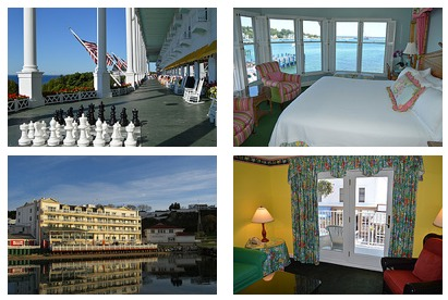 Mackinac Island Photo Albums