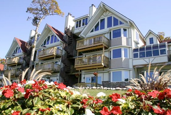 Lake Bluff Condos - Mackinac Island